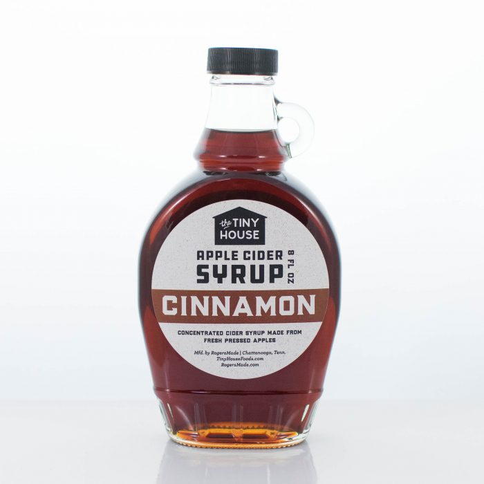 Cinnamon Apple Cider Syrup