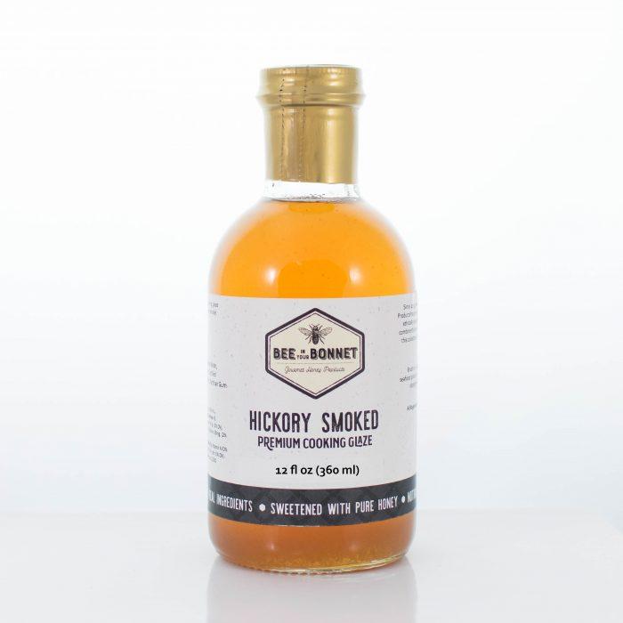 Hickory Smoked Premium Cooking Glaze