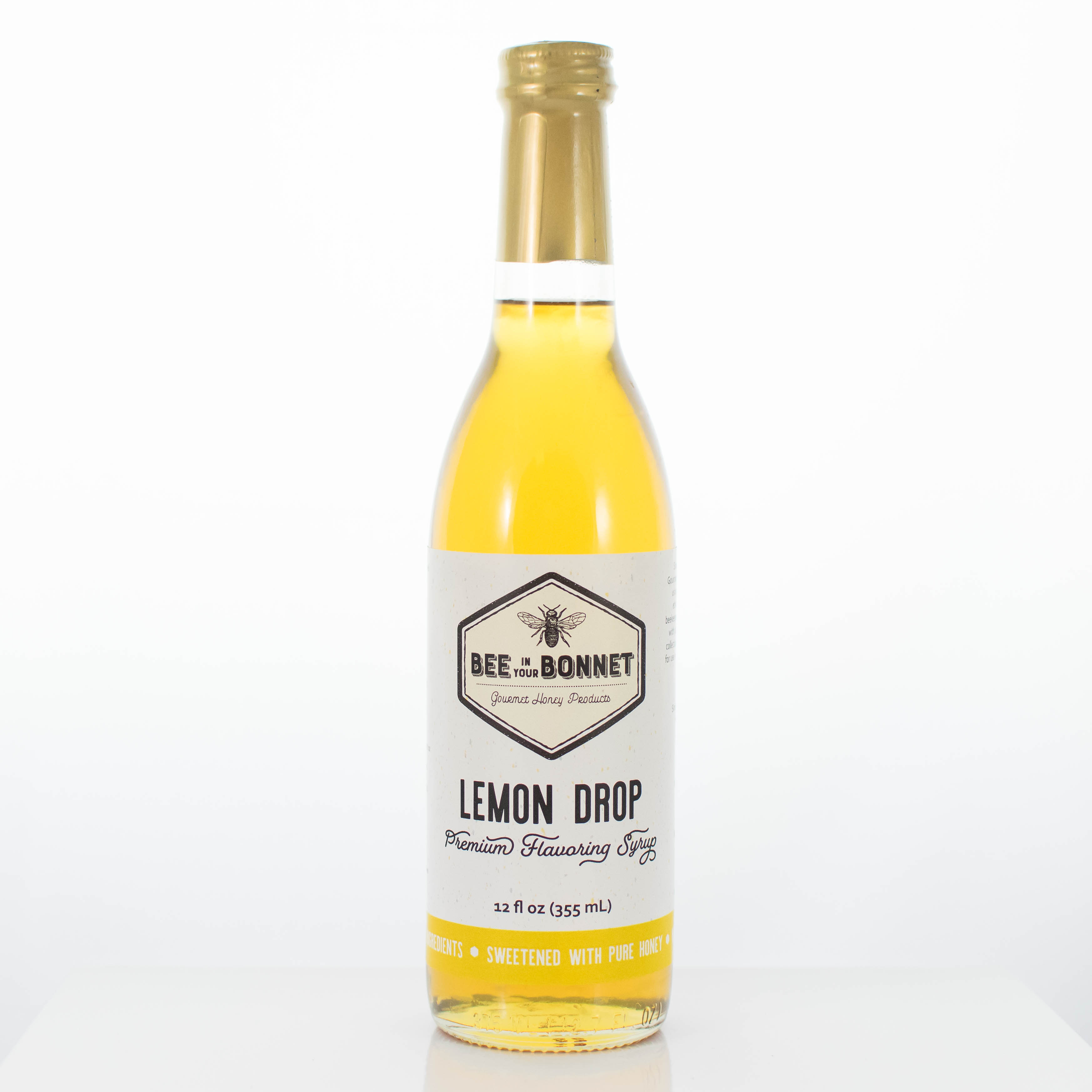 Lemon Drop Premium Flavoring Syrup