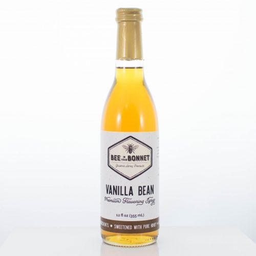 Vanilla Bean Premium Flavoring Syrup